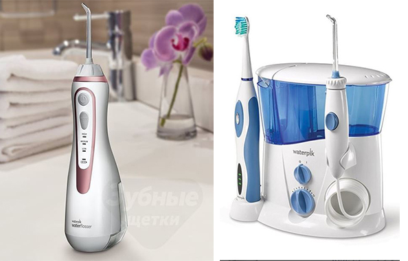 irrigador dental waterpik