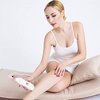 la depilacion laser en casa es cada vez mas popular