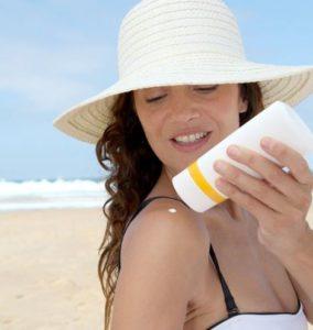 proteccion solar para prevenir las arrugas