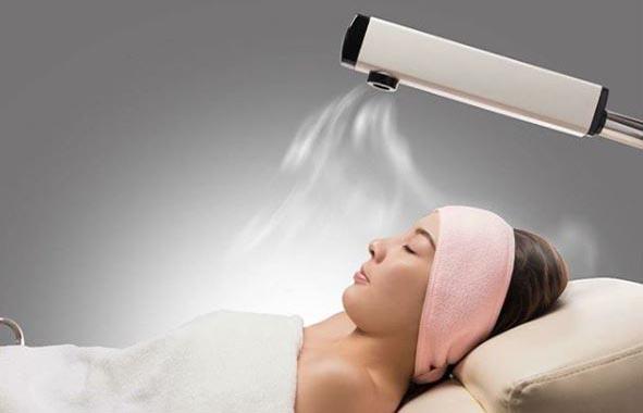 beneficios de las saunas faciales