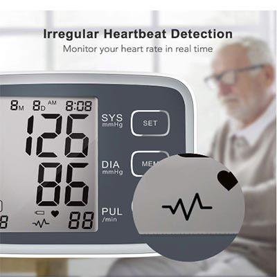 detector de pulso irregular hylogy