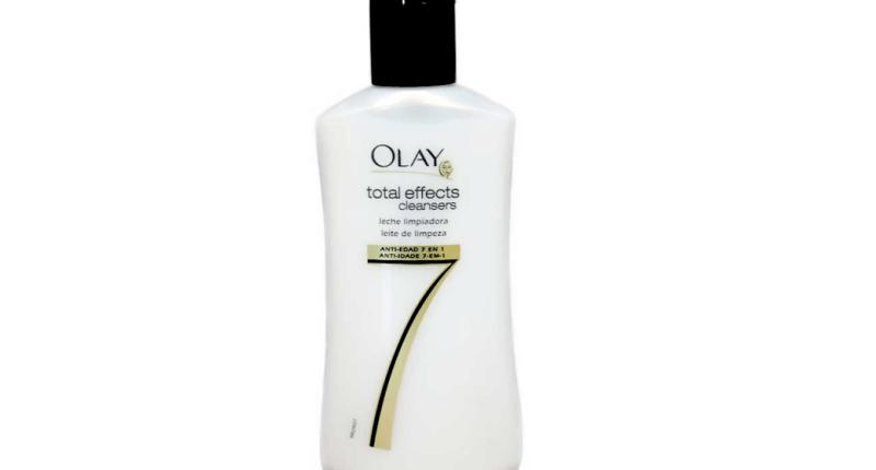 limpiador facial - Olay Total Effects 7 en 1 Leche Limpiadora - 200 ml