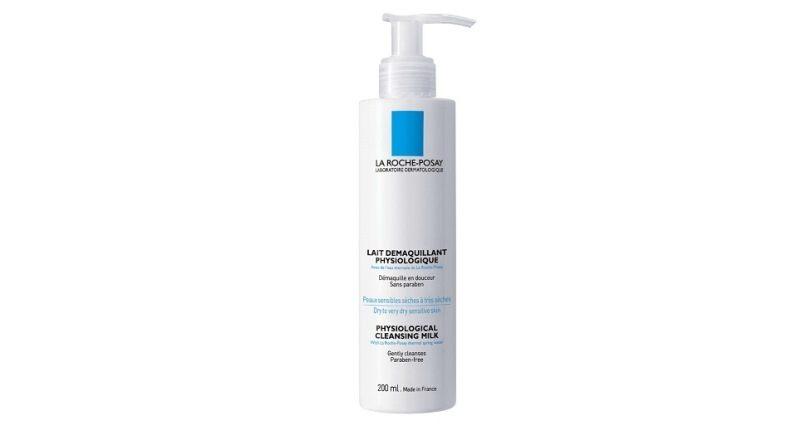 limpiador facial - La Roche Posay Leche Desmaquillante - 200 ml