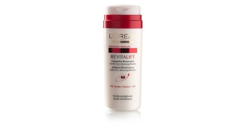 limpiador facial - L 'Oreal Revitalift ricos leche limpiadora 200 ml