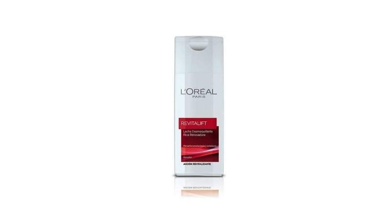 limpiador facial - L 'Oreal Paris Limpieza Facial revitalift Leche limpiadora 200 ml