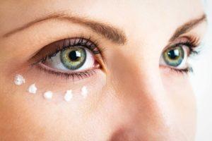 aplicacion contorn -ojos