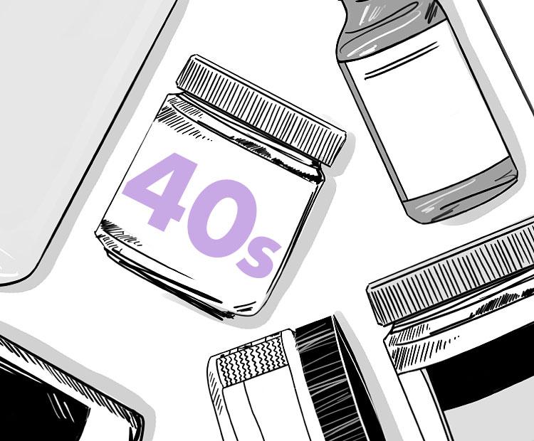 crema antiarrugas mujeres 40