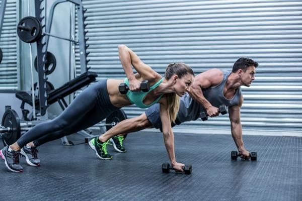 estrias ejercicio fisico